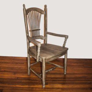 Wheatback Arm Chair. E79bca0d76266a225ae175dd55dc4046