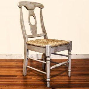 French Bullseye Chair. 3284b1bbf0c0dd9655542957d3b0ce5d